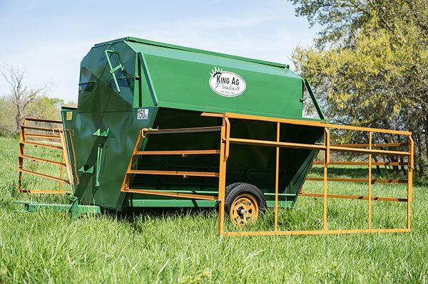 Portable 150BU Side View