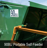 90BU Portable Self Feeder