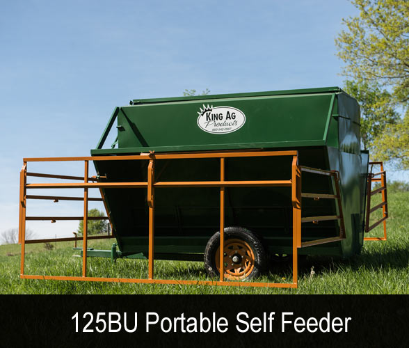 125BU Portable Self Feeder