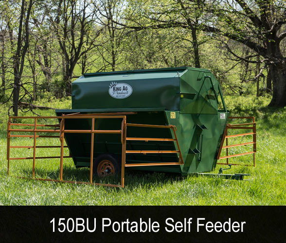 150BU Portable Self Feeder