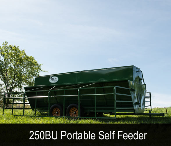 250BU Portable Self Feeder
