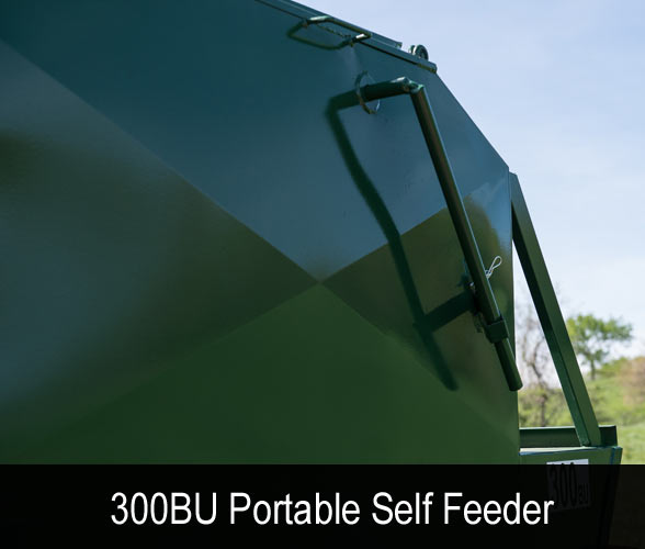 300BU Portable Self Feeder